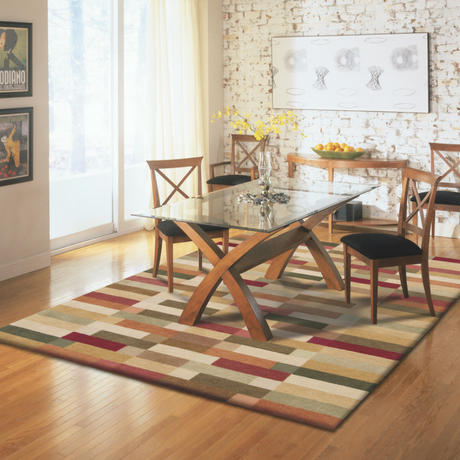 new trends in area rugs